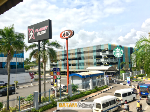 Batam Food Blog - A&W Batam Review
