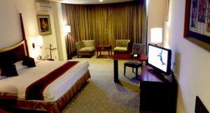 Crown Vista Hotel Batam Deluxe Room