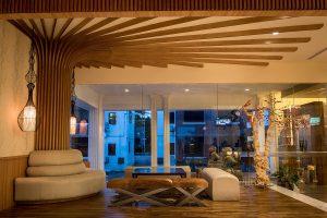 Crown Vista Hotel Batam Lobby