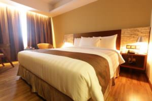 Da vienna boutique hotel batam package Deluxe King Bed