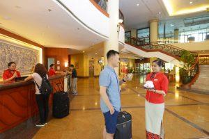 Holiday Inn Resort Batam Lobby