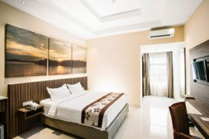 Sahid Batam Center Hotel Package Grand Modern Deluxe