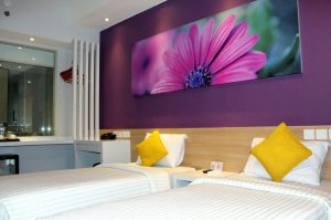 The Hills Hotel Batam Guest Room