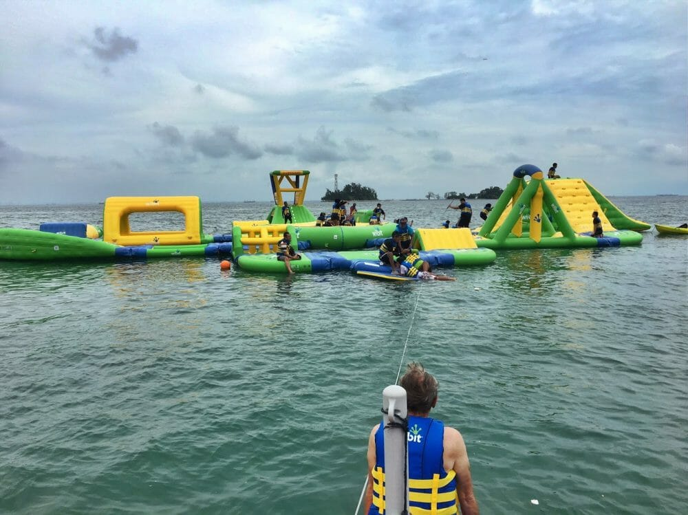 top things to do in batam sea forest adventure