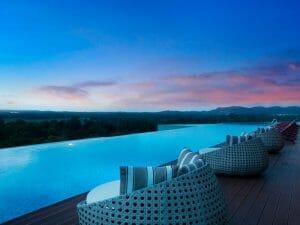 Best Western Premier Panbil Infinity Pool