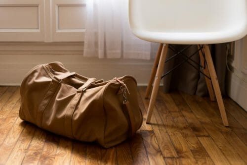 travel packing tips of choosing a duffelbag