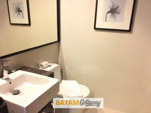 I Hotel Baloi Batam - Toilet