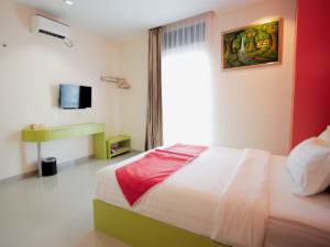 Vanilla Hotel Bata Package Double Room
