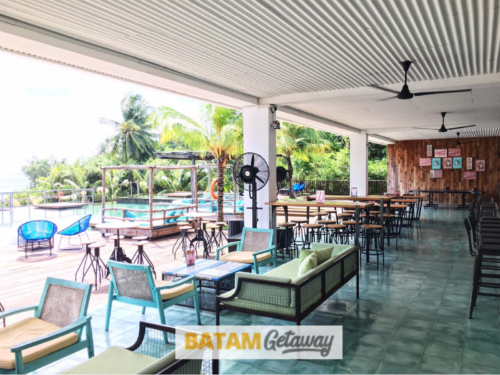 Montigo Resorts Batam tiigo bar (dining area)