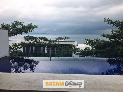 梦帝国度假村 两卧室别墅私人游泳池