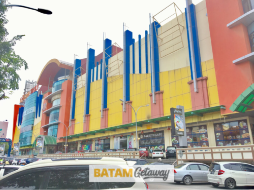 Batam BCC Hotel Review BCS Mall