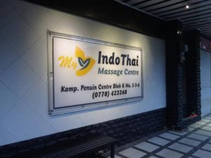 My Indothai Spa and Massage Baloi