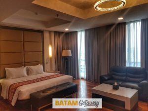 Batam Nagoya Hill Hotel Review Junior Suite
