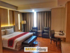 Batam Nagoya Hill Hotel Review Deluxe Room