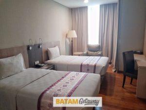 Batam Nagoya Hill Hotel Review superior twin