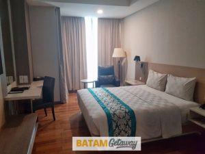 Batam Nagoya Hill Hotel Review superior double