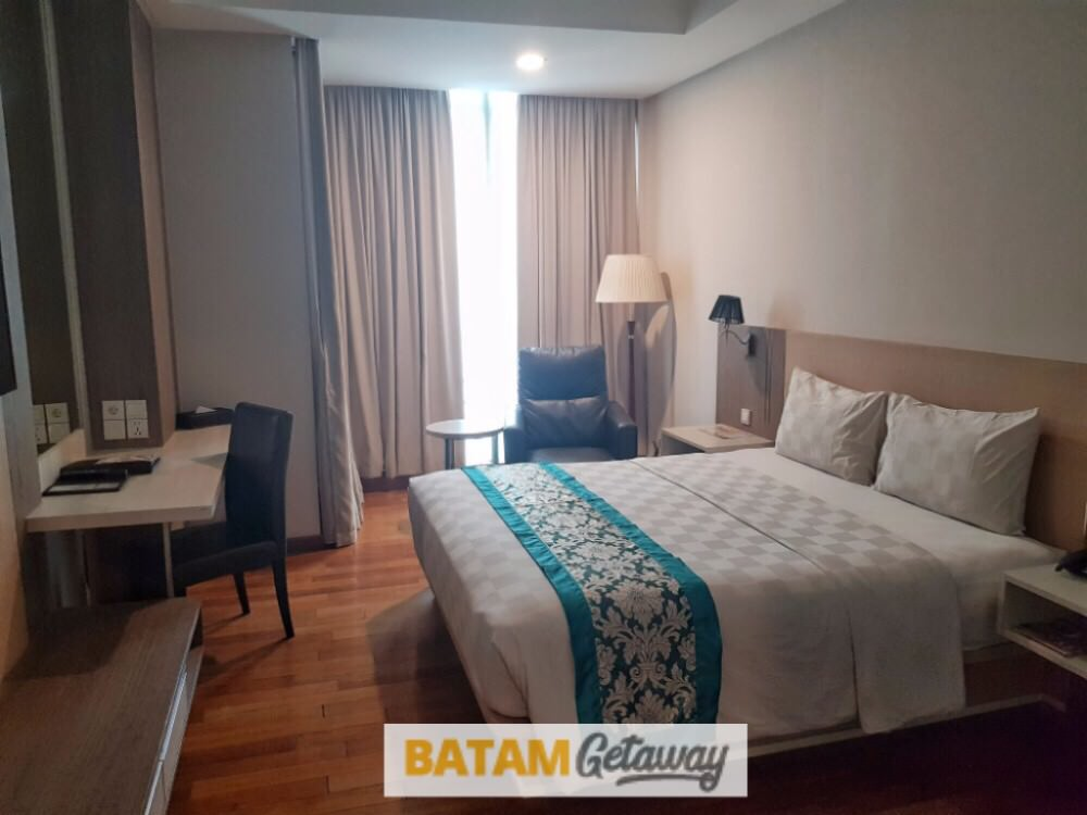 Batam Nagoya Hill Hotel Review superior double