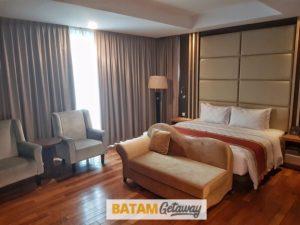 Batam Nagoya Hill Hotel Review Executive Suite
