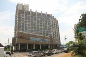 aston hotel batam package exterior