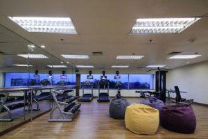 batam allium hotel blog review gym fitness