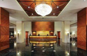 Allium Hotel Batam Lobby