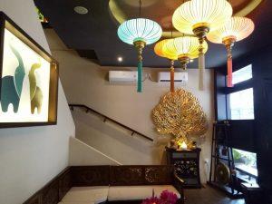 thai best batam review waiting area