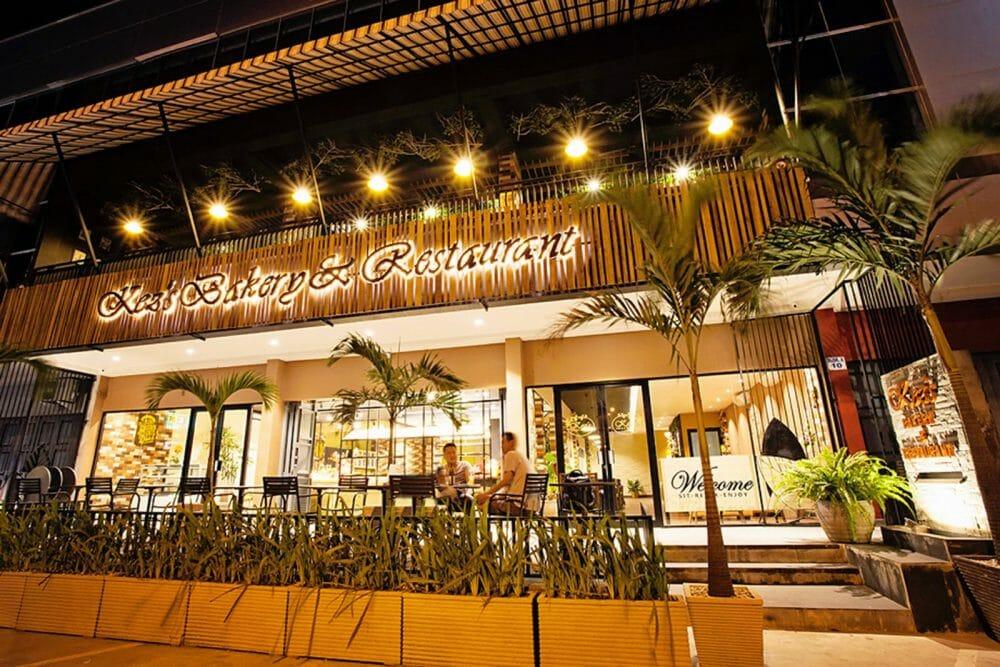 Kez Bakery & Restaurant Batam Indonesia ricobatam.blogspot