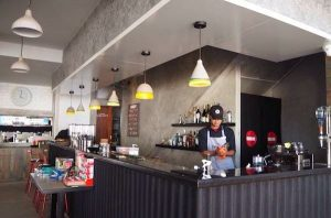 SHAKE C KAFE & MUSIC Batam Indonesia