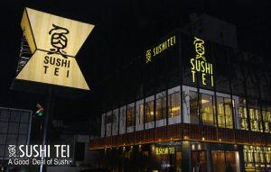 Sushi Tei Batam Indonesia Restaurant