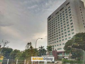 batam allium hotel blog review exterior