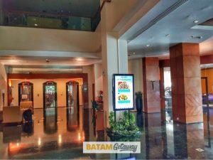 batam allium hotel blog review hotel lobby