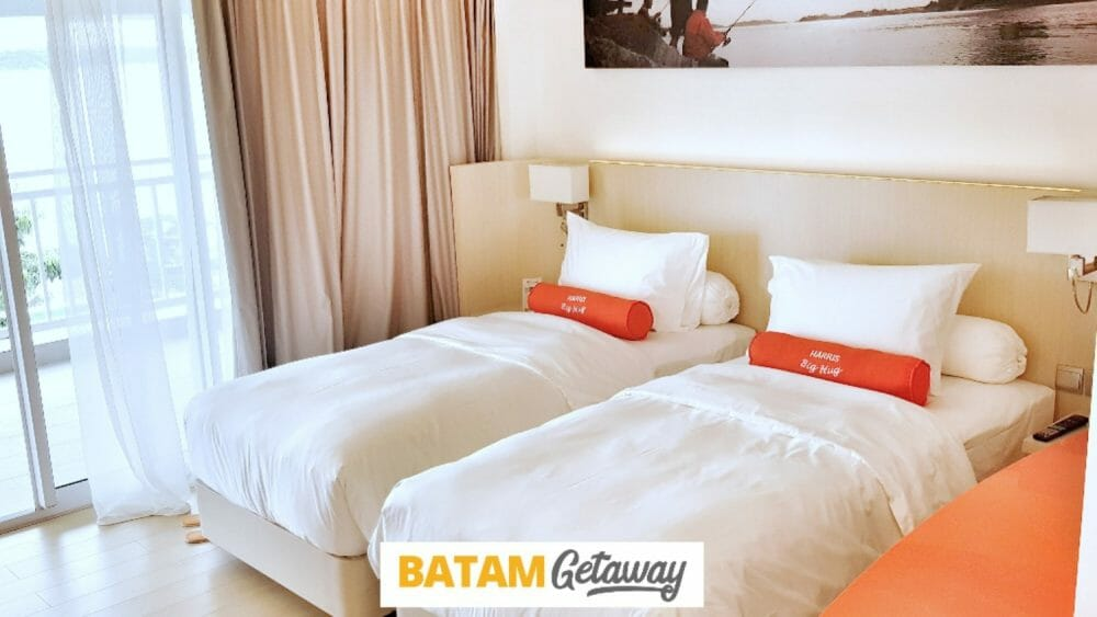 Harris Barelang Resort Batam Harris Suite Twin Beds