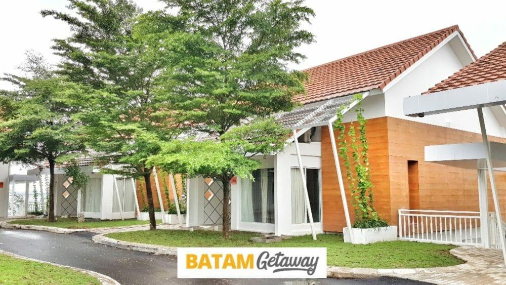 Harris Barelang Resort Batam Harris Villa Facade