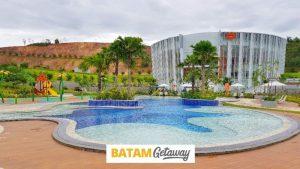Harris Barelang Resort Batam Main Facade