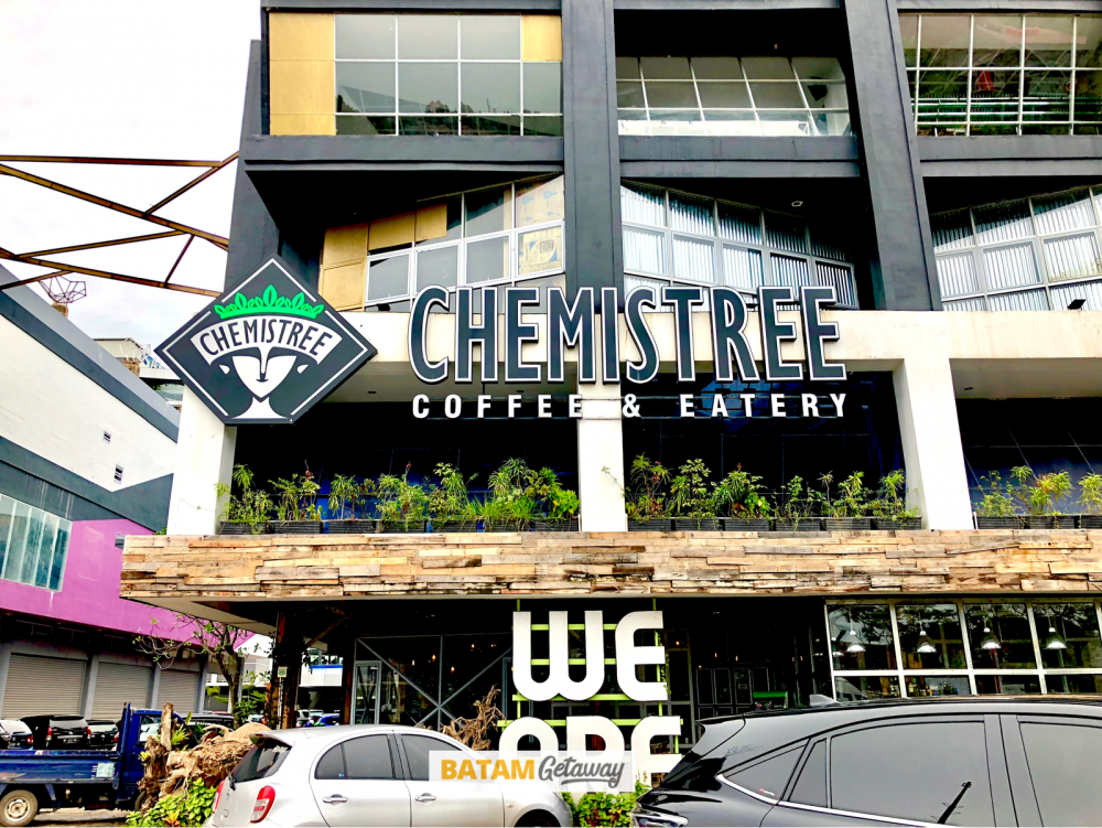 Chemistree Cafe Batam