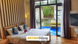 Batam Woda Villa and Spa Package Signature Villa Room