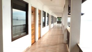 KTM Resort Batam Walkway