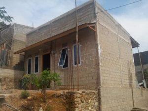 Volunteer Overseas in Indonesia Batam - Batam Build - After Building-min