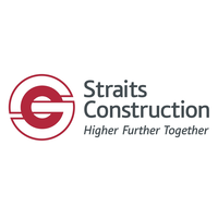 Straits Construction Logo